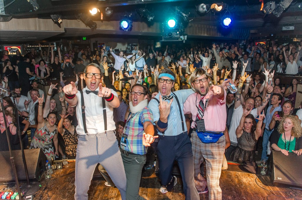 Spazmatics Food & Wine Classic in Aspen