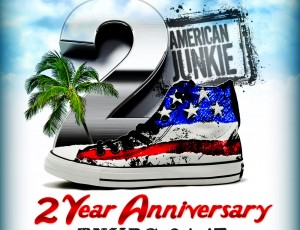 "American Junkie ""2 Year Anniversary"" Party"