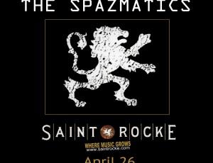 Saint Rocke April 26, 2014