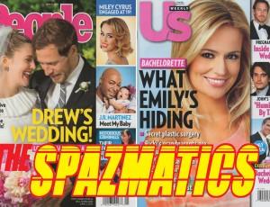 The Spazmatics play Drew Barrymore's Wedding