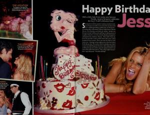 Jessica Simpson's Birthday – People Magazine